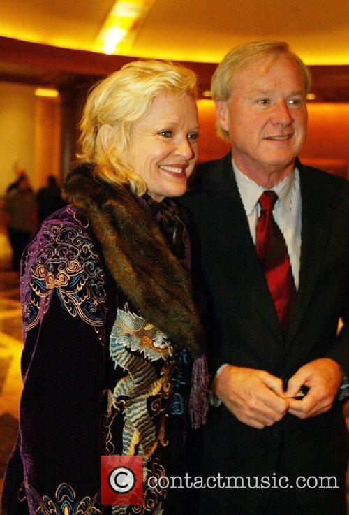 Christine Ebersol and Chris Matthews The 30th Annual...