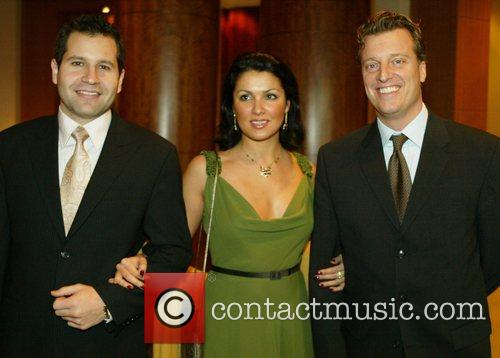Guest, Anna Netrebko and Guest The 30th Annual...