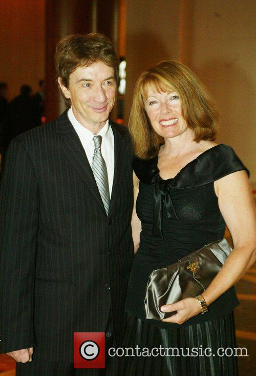 Martin Short and Nancy Dolman The 30th Annual...