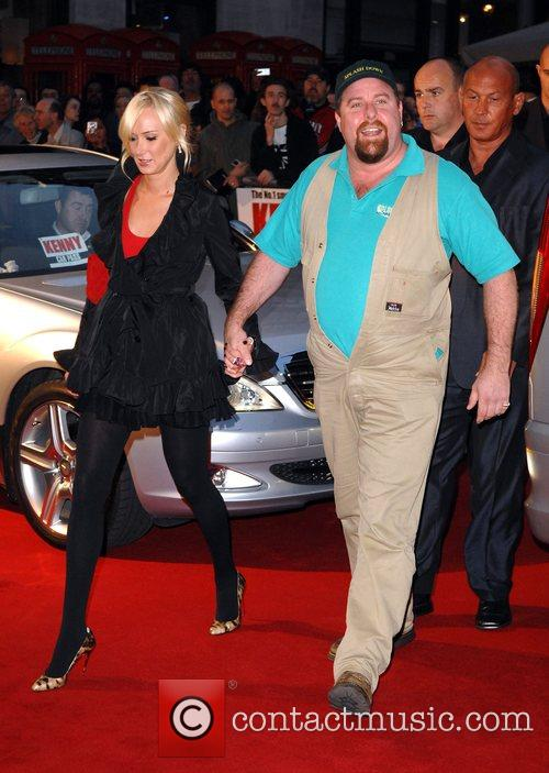 Kimberly Stewart and Shane Jacobson 2