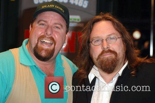 Shane Jacobson and director Clayton Jacobson 'Kenny' -...