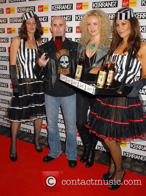 The Kerrang! Awards 2007 held at The Brewery...