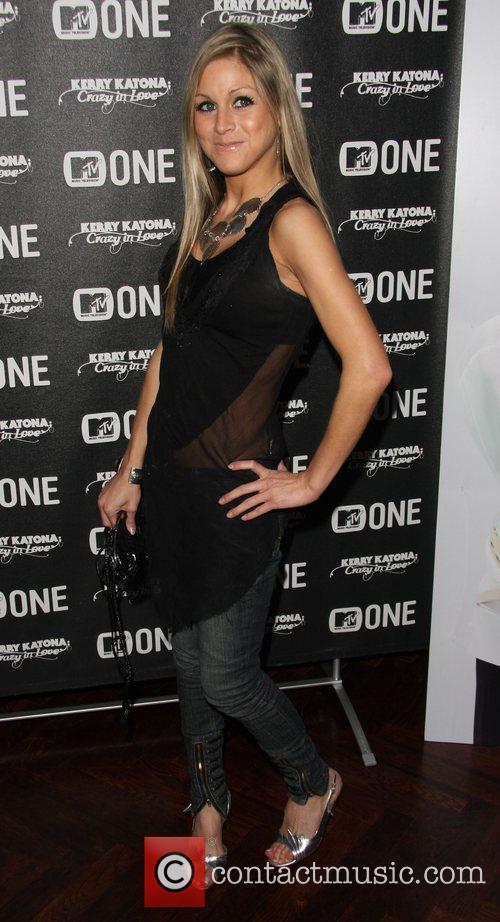 Nikki Grahame Former Atomic Kitten hosts 'Baby Shower'...