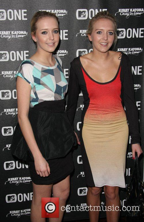 Samantha Marchant and Amanda Marchant Former Atomic Kitten...