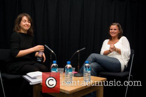 Kerry Katona attends the photocall for Kerry Katona:...