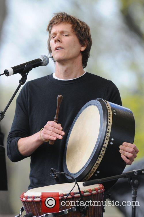 The Bacon Brothers perform at the Green Apple...