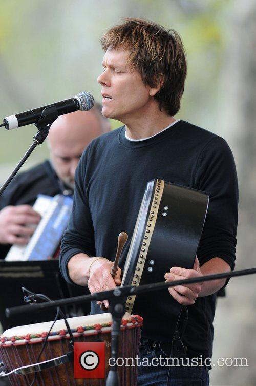 Kevin Bacon  The Bacon Brothers perform at...