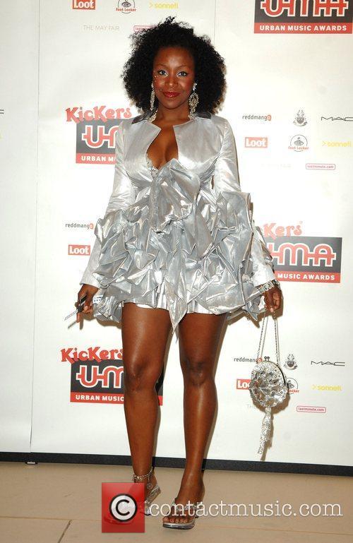 Kickers Urban Music Awards 2007 held at the...