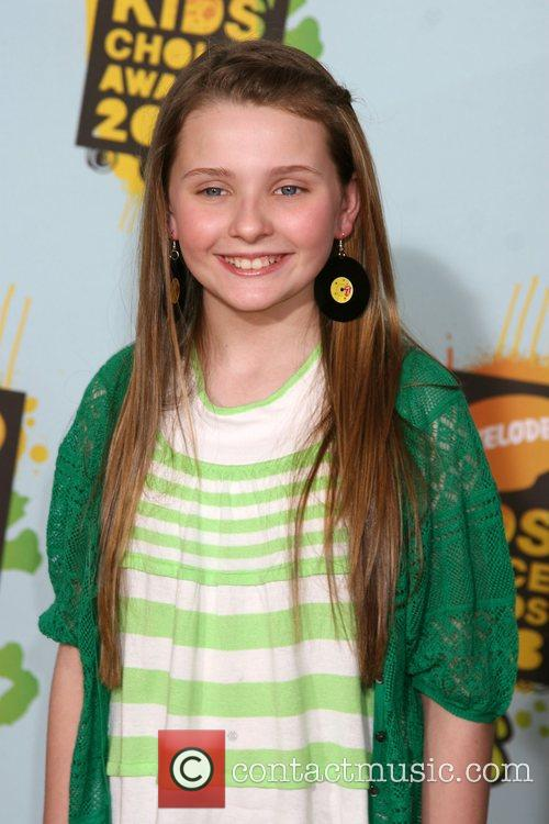 Abigail Breslin 20th Annual Nickelodeon's Kids' Choice Awards...