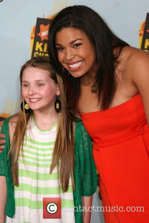 Abigail Breslin, Jordin Sparks 20th Annual Nickelodeon's Kids'...