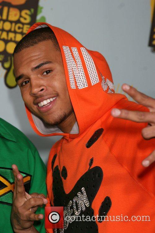 Chris Brown and Ucla 2