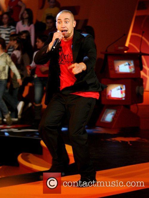 German Kids' Choice Awards at Movie World -...