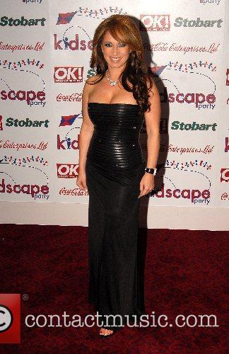 Jacqueline Gold Kidscape fundraiser at Grosvenor House Hotel...