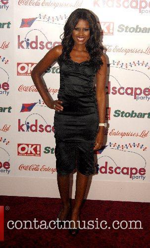 June Sarpong Kidscape fundraiser at Grosvenor House Hotel...