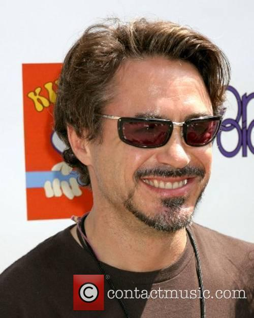 Robert Downey Jr Kidstock Music And Art Festival...