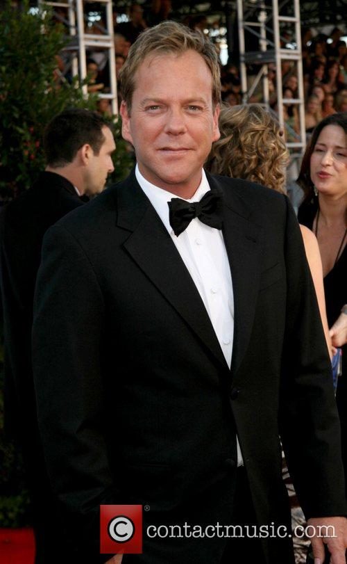 SUTHERLAND IS 'GOOD INMATE' Actor KIEFER SUTHERLAND has...