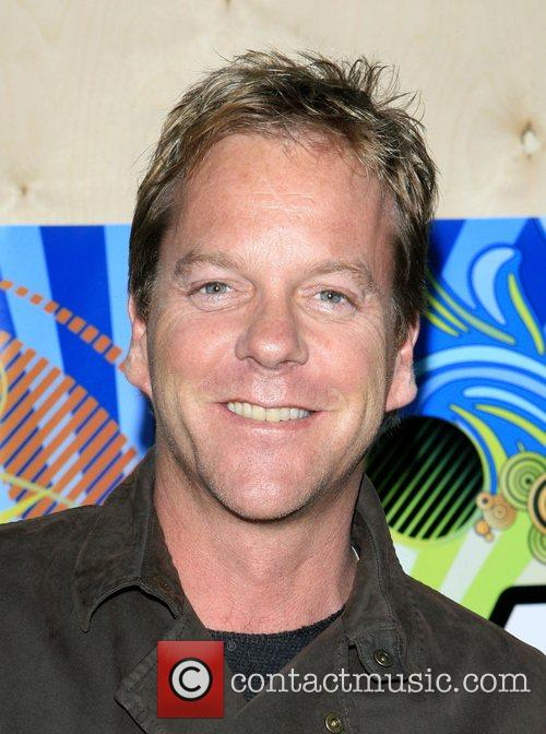 *File photo*  * SUTHERLAND SINGLE KIEFER SUTHERLAND...
