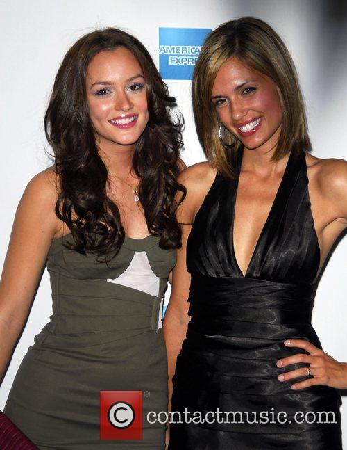 Leighton Meester and Torrey DeVitto 2008 Tribeca Film...