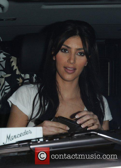 Kim Kardashian and Her Mother Kendall Shopping At Intermix Store At Robertson Blvd 10