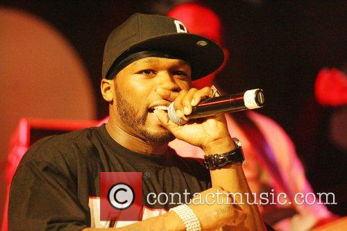 50 cent performs 5077611