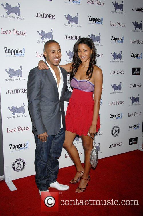 Marques Houston and Claudia Jordan 3