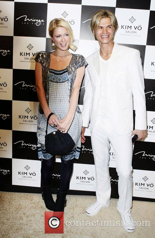 Paris Hilton and Kim Vo 3