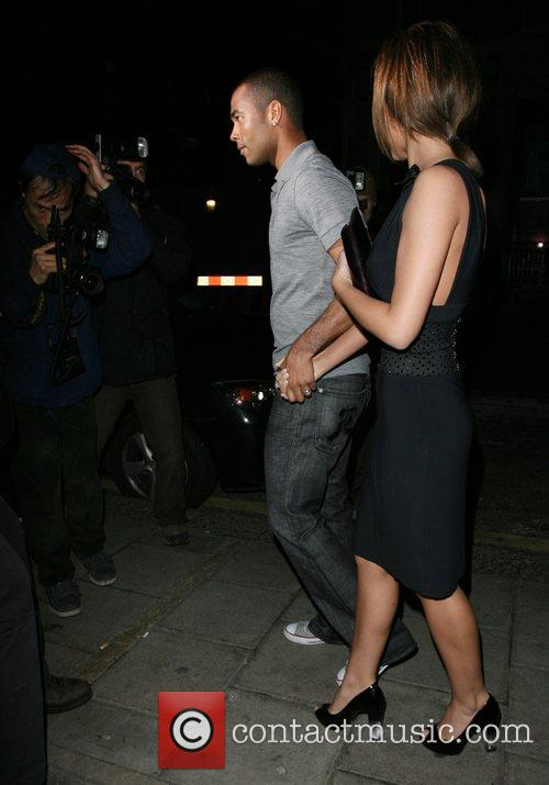 Ashley Cole, Kimberley Walsh