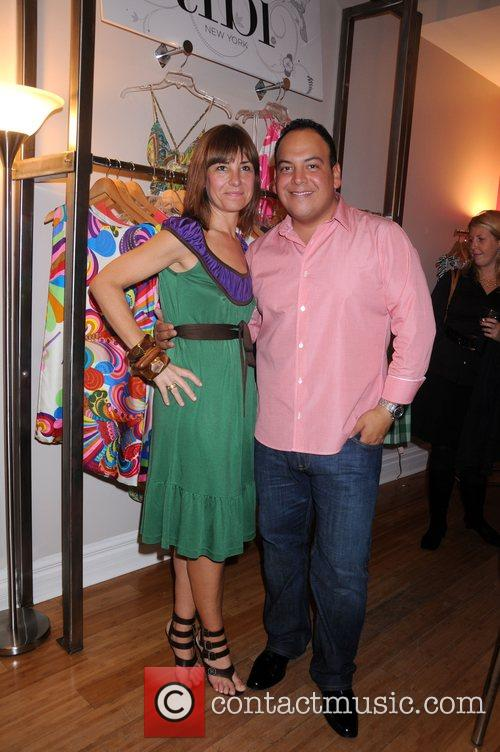 Amy Smilovic and Jimmy Contreras Kimberly Boutique 3rd...