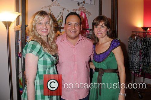 Kimberly Anderson, Jimmy Contreras and Amy Smilovic Kimberly...