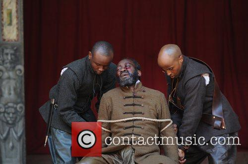 King Lear at Shakespeare's Globe Theatre