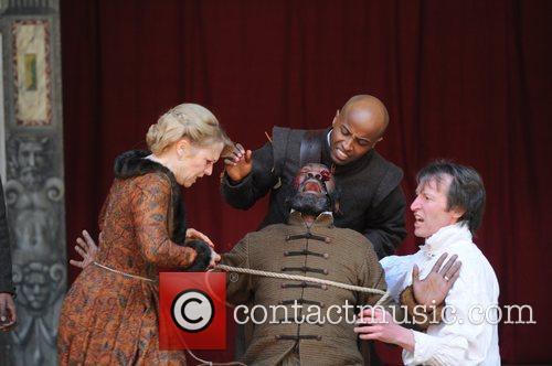 Scene one the blinding of Gloucester King Lear...