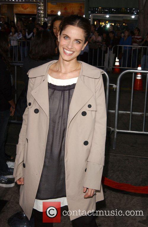 Amanda Peet The Kingdom Premiere - Arrivals held...