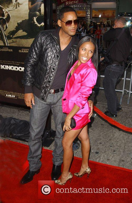 Will Smith and Jada Pinkett Smith 8
