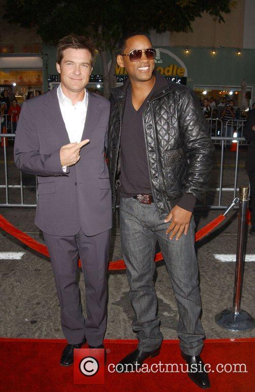Jason Bateman and Will Smith The Kingdom Premiere...