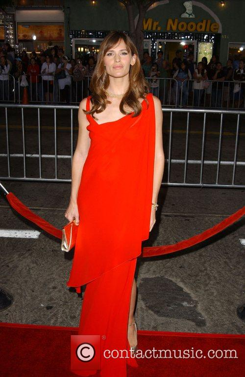 Jennifer Garner The Kingdom Premiere - Arrivals held...
