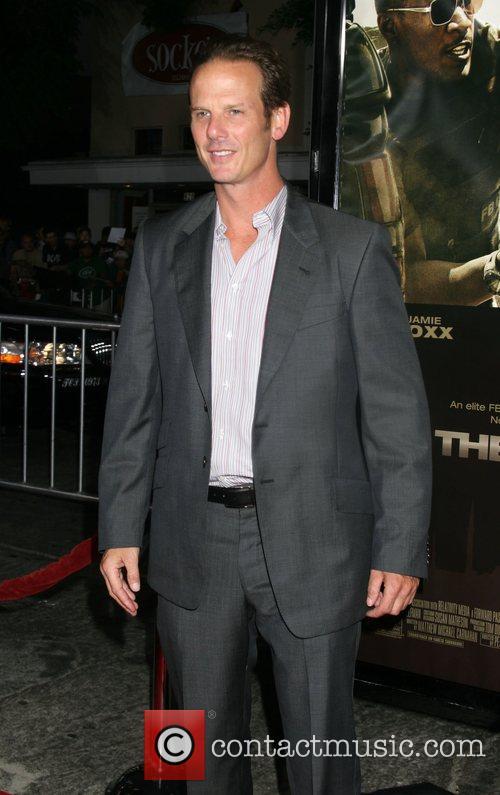 Peter Berg The Kingdom Premiere - Arrivals held...