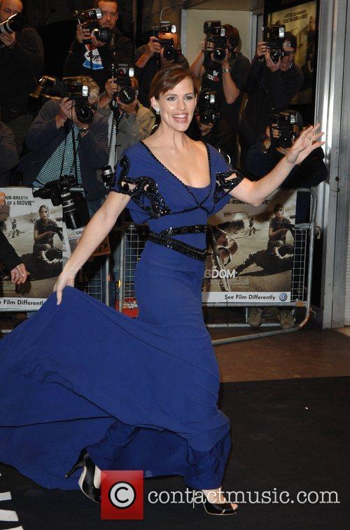 Jennifer Garner UK Premiere of 'Kingdom' held at...