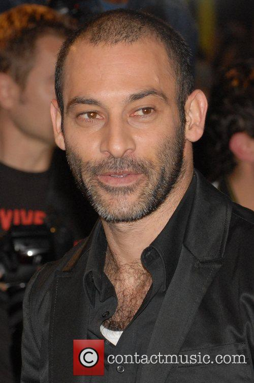 Ashraf Barhom UK Premiere of 'Kingdom' held at...