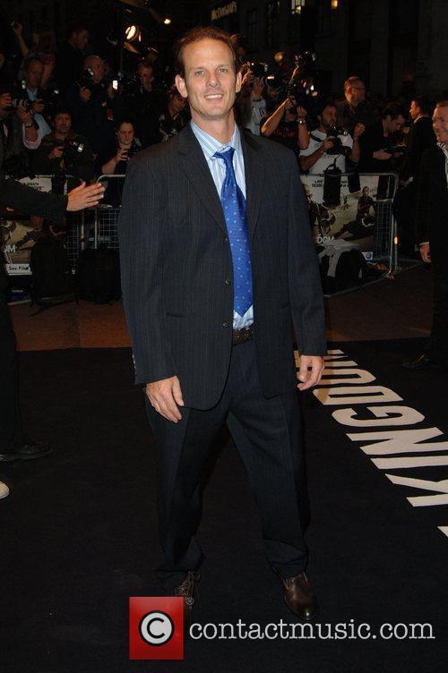 Peter Berg UK Premiere of 'Kingdom' held at...