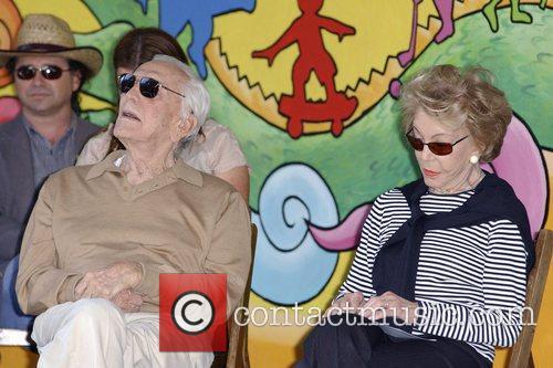 Kirk Douglas and Anne Douglas 3