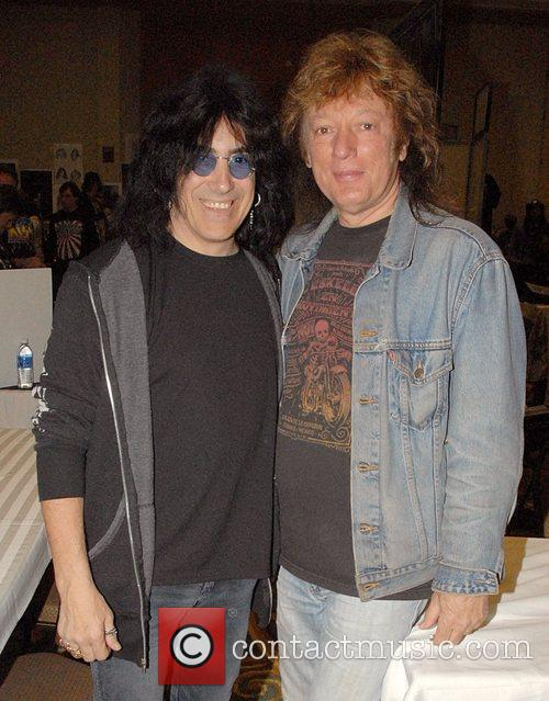Guests 22nd Annual New York KISS Expo and...
