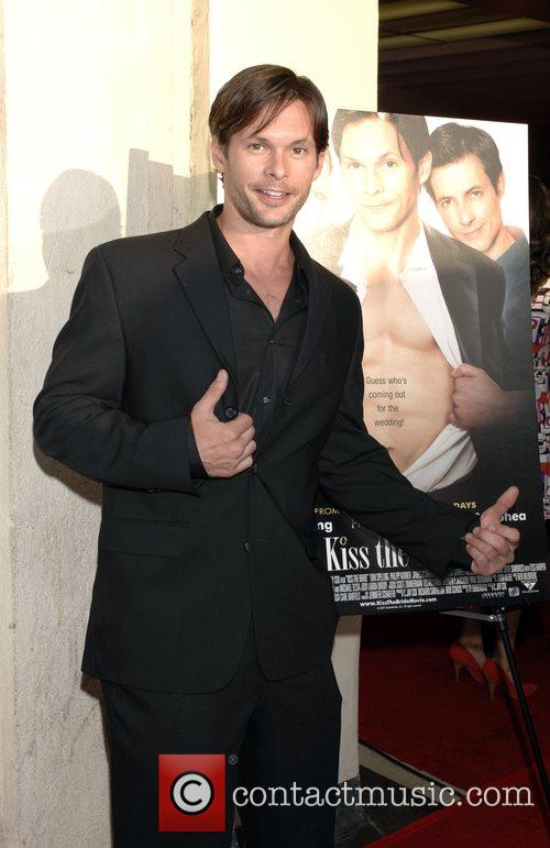 James O'Shea  Los Angeles premiere of 'Kiss...