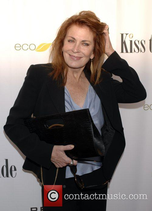 Joanna Cassidy Los Angeles premiere of 'Kiss the...