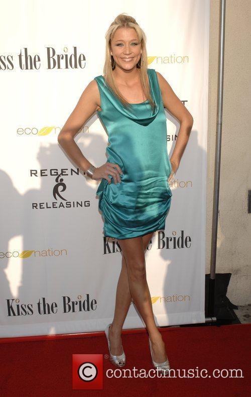 Kristen Renton Los Angeles premiere of 'Kiss the...