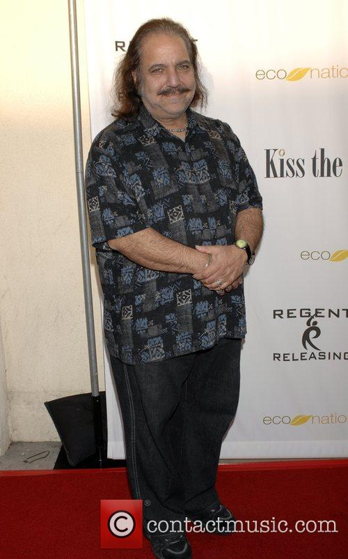 Ron Jeremy Los Angeles premiere of 'Kiss the...