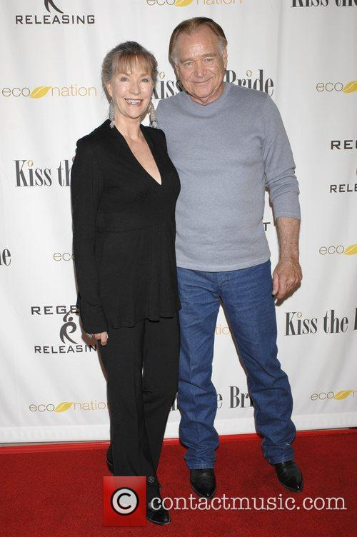 Rosemary Alexander and Newell Alexander Los Angeles premiere...