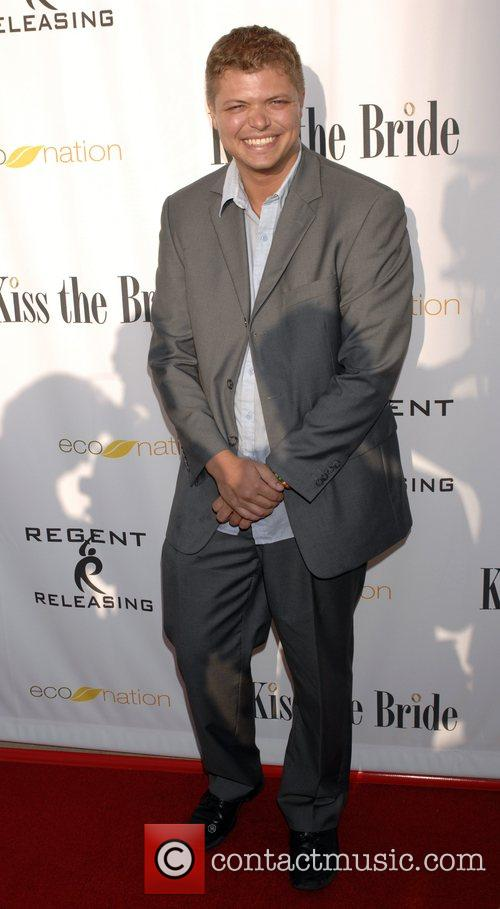 Ty Lieberman Los Angeles premiere of 'Kiss the...