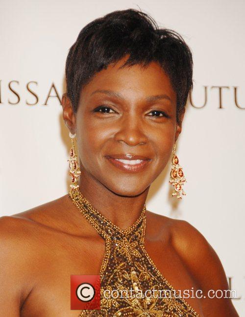 Roshumba Williams Arrivals Keisha Whitaker And celebrity makeup...