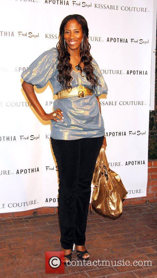 Shondrella Avery Arrivals Keisha Whitaker And celebrity makeup...
