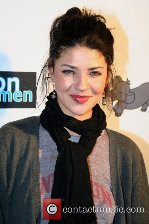 Jessica Szohr Launch of Christopher Brian Resort Collection...